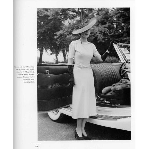Concours D Elegance >> Helene Arpels Dress | ArtGrok
